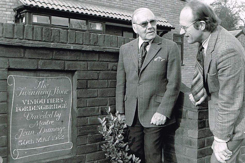 Dennis in 1982